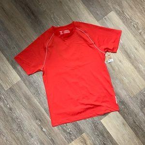 Red Reebok shirt NWT